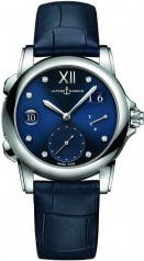 Ulysse Nardin » Classic » Dual Time Lady Manufacture » 3243-222/393