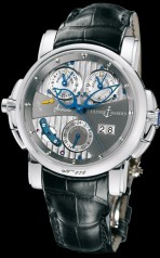 Ulysse Nardin » _Archive » Classic Sonata Cathedral Dual Time » 670-88/212