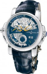 Ulysse Nardin » _Archive » Classic Sonata Cathedral Dual Time » 670-88/213
