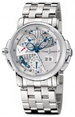 Ulysse Nardin » _Archive » Classic Sonata Cathedral Dual Time » 670-88-8