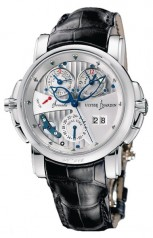 Ulysse Nardin » _Archive » Classic Sonata Cathedral Dual Time » 670-88