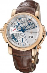 Ulysse Nardin » _Archive » Classic Sonata Cathedral Dual Time » 676-88