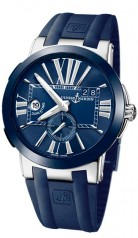 Ulysse Nardin » _Archive » Executive Dual Time » 243-00-3/43