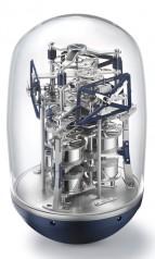 Ulysse Nardin » Table Clock » UFO » 9023-900LE-3A-BLUE