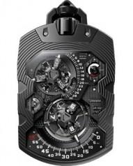 Urwerk » 1001 collection » UR-1001 Zeit Device » UR-1001