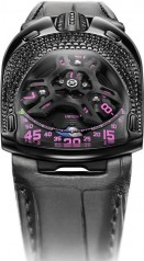 Urwerk » 106 collection » 106 Lotus » UR-106 Black Pink Lotus