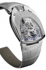 Urwerk » 106 collection » 106 Lotus » UR-106 Lotus White Diamonds