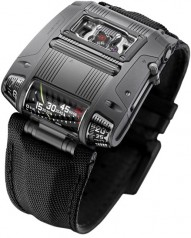 Urwerk » 111 сollection » 111C » UR-111C Gunmetal