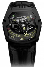 Urwerk » 200 collection » 220 » UR-220 All Black