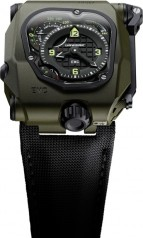 Urwerk » EMC » EMC 2 » UR EMC 2 Time Hunter