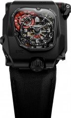 Urwerk » EMC » EMC 2 » EMC Time Hunter X-Ray
