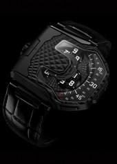 Urwerk » T8 » UR-T8 » UR-T8 Titanium Black