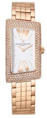 Vacheron Constantin » _Archive » 1972 Cambree Small Model Paved Gold Bracelet » 25515/U01R-9254