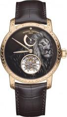 Vacheron Constantin » _Archive » Grande Complication Les Cabinotiers 14-Day Tourbillon Lion » 6000C/000R-B517