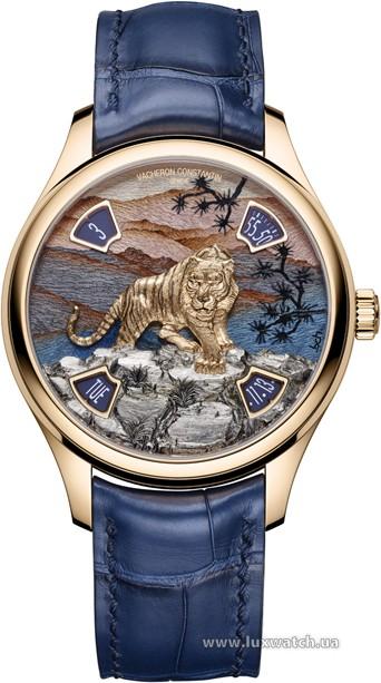Vacheron Constantin » _Archive » Grande Complication Les Cabinotiers Imperial Tiger » 7600C/000R-B445