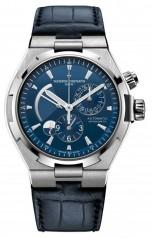 Vacheron Constantin » _Archive » Overseas Ultramarine Blue Dual Time Limited Edition » 47450/000A-9039