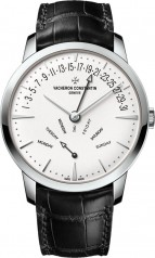 Vacheron Constantin » Patrimony » Contemporaine Bi-Retrograde Day-Date » 4000U/000G-B112