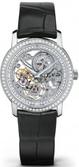 Vacheron Constantin » Traditionnelle » Skeleton Small Model Diamond Set » 33558/000G-9394