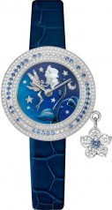Van Cleef & Arpels » _Archive » Charms Extraordinaire » Fee Rose de Nuit