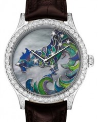 Van Cleef & Arpels » _Archive » Poetic Complication Midnight Constellation » Gallus