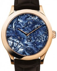 Van Cleef & Arpels » _Archive » Poetic Complication Midnight Nuit » Australe