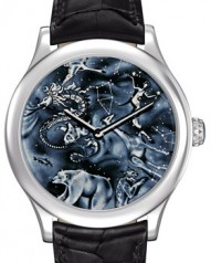 Van Cleef & Arpels » _Archive » Poetic Complication Midnight Nuit » Boreale