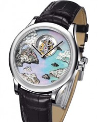 Van Cleef & Arpels » _Archive » Poetic Complication Midnight Tourbillon Lac » U2008-2-639