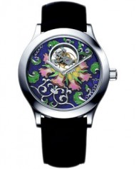 Van Cleef & Arpels » _Archive » Poetic Complication Tourbillon Cashmere » U2007-01-59