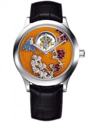 Van Cleef & Arpels » _Archive » Poetic Complication Tourbillon Colibri » U2007-01-58
