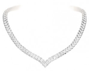 Van Cleef & Arpels » Jewelry » A Cheval Transformable Necklace » VCARO9TO00