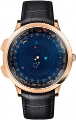 Van Cleef & Arpels » Poetic Complication » Midnight Planetarium » VCARO4J000