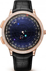 Van Cleef & Arpels » Poetic Complication » Midnight Planetarium » VCARO8T100
