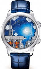 Van Cleef & Arpels » Poetic Complication » Midnight Poetic Wish » VCARO30K00