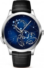 Van Cleef & Arpels » Poetic Complication » Midnight Zodiac Lumineux Poetic Complications » VCARO8TH00