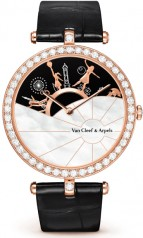 Van Cleef & Arpels » Poetic Complication » Lady Arpels a Day in Paris » VCARO3ZA00