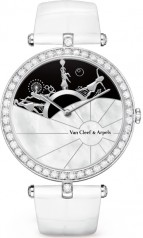 Van Cleef & Arpels » Poetic Complication » Lady Arpels a Day in Paris » VCARO3ZB00