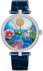 Van Cleef & Arpels » Poetic Complication » Lady Arpels Day and Night Fee Ondine » VCARO8O400