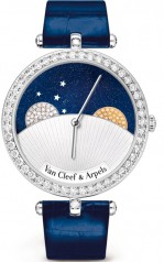 Van Cleef & Arpels » Poetic Complication » Lady Arpels Day and Night » VCARN25800