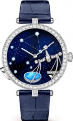 Van Cleef & Arpels » Poetic Complication » Lady Arpels Zodiac Lumineux » VCARO8TL00