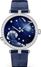 Van Cleef & Arpels » Poetic Complication » Lady Arpels Zodiac Lumineux » VCARO8TN00