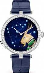 Van Cleef & Arpels » Poetic Complication » Lady Arpels Zodiac Lumineux » VCARO8TO00