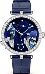 Van Cleef & Arpels » Poetic Complication » Lady Arpels Zodiac Lumineux » VCARO8TR00