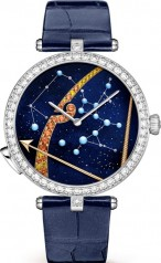 Van Cleef & Arpels » Poetic Complication » Lady Arpels Zodiac Lumineux » VCARO8TS00