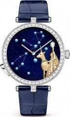 Van Cleef & Arpels » Poetic Complication » Lady Arpels Zodiac Lumineux » VCARO8TW00