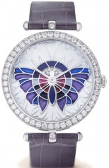 Van Cleef & Arpels » Poetry of Time » Papillons Extraordinary Dials » VCARO4FM00