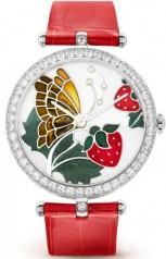Van Cleef & Arpels » Poetry of Time » Papillons Extraordinary Dials » VCARO4FK00