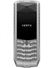 Vertu » _Archive » Ascent Aluminium » Aluminium, Stainless Steel Keys, Gunmetall Vulcanized Rubber