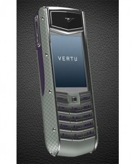 Vertu » _Archive » Ascent TI » Ascent TI Purple Leather