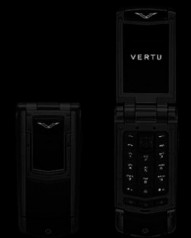 Vertu » _Archive » Ayxta All Black » 0020K12