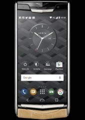 Vertu » New Signature Touch » Almond Alligator » 602596-001-01